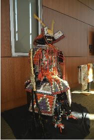 Samurai Armor Display