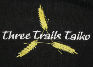 Three Trails Taiko Logo