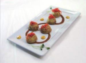 Takoyaki plate