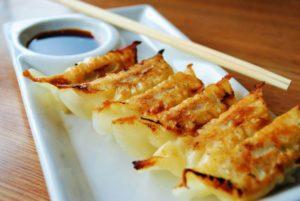 Cafe Tempo Pork Gyoza