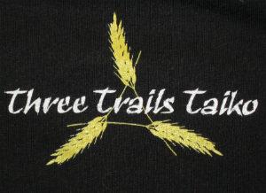 Three Trails Taiko Logo