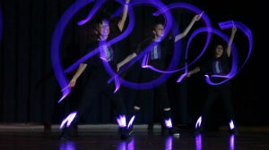 K-State Yosakoi Glowstick Dance
