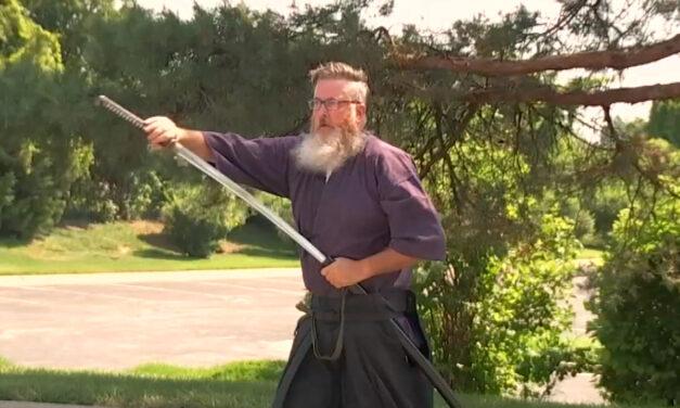 Iaijutsu Quick Draw Sword Technique